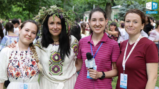 ALLATRA TV visited the celebration of the national Moldovan shirt