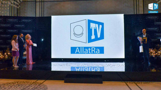 """ALLATRA TV received a diploma in the nomination """"Project of the Year"""" — """"Storytelling in Russian"""""""