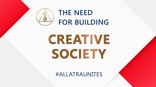 The Need For Building The Creative Society. Why The Previous Attempts Failed