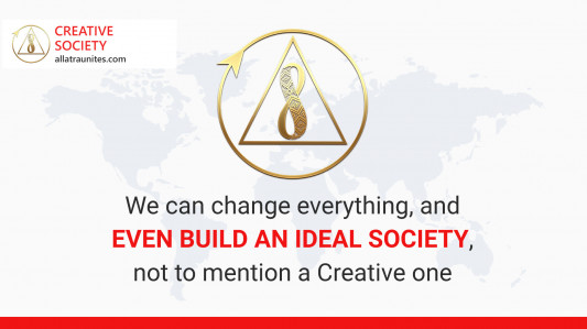 One Step to the Ideal Society