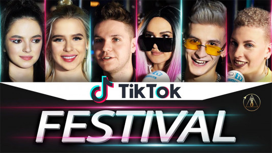About Creative Society at the TikTok bloggers festival